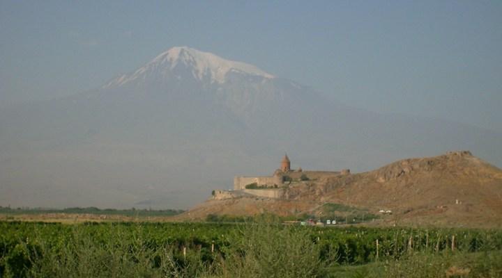 Landschap Armenië