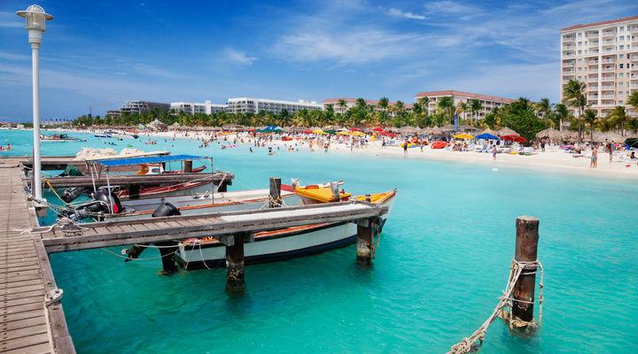Aruba is een van de eilanden