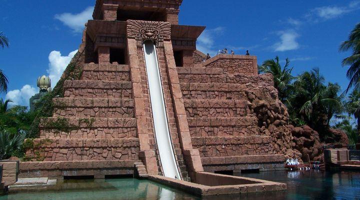 Leap of Faith, Aquaventurepark