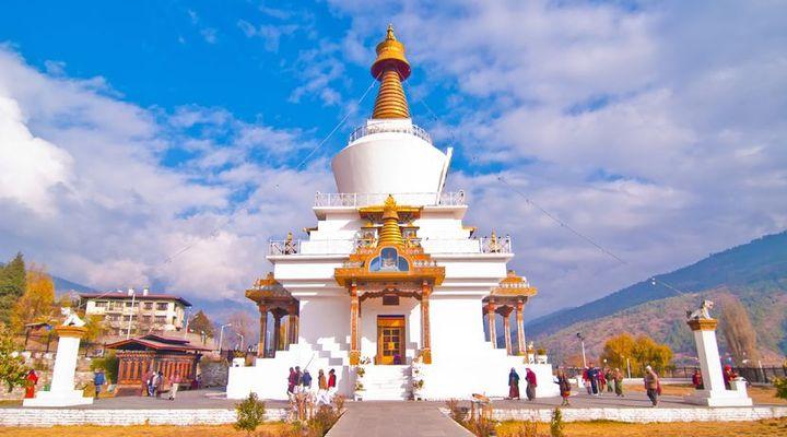 Thimpu in Bhutan is een van de nieuwe bestemmingen