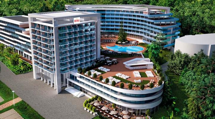 Hotel RIU Astoria in Golden Sands