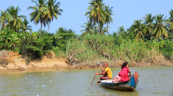 Cambodja, een van de bestemmingen van Sawadee