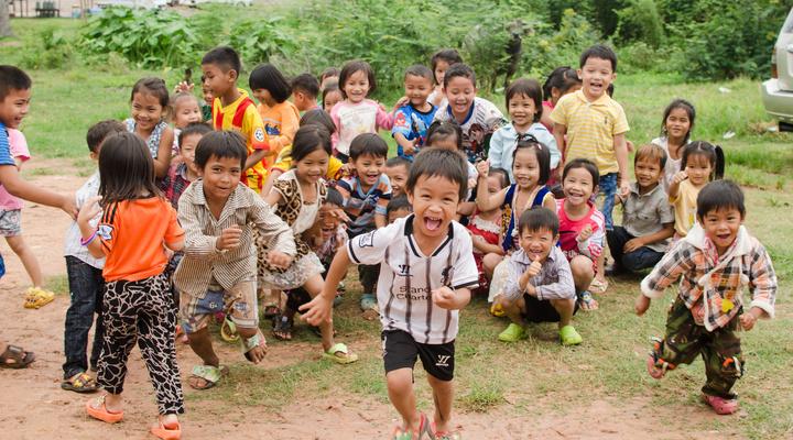 Betekenisvol reizen in bijv. Cambodja