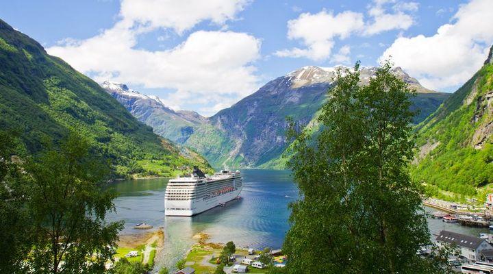 Cruisereis door de prachtige landschappen