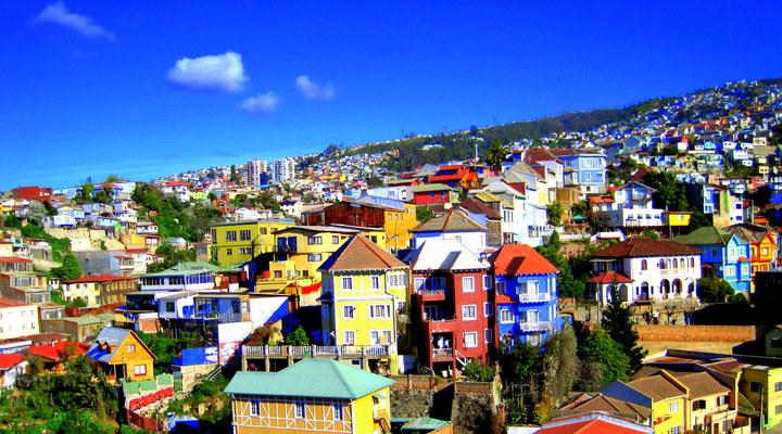Valparaíso in Chili