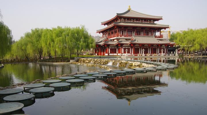 Naar China wordt een nieuwe reis georganiseerd