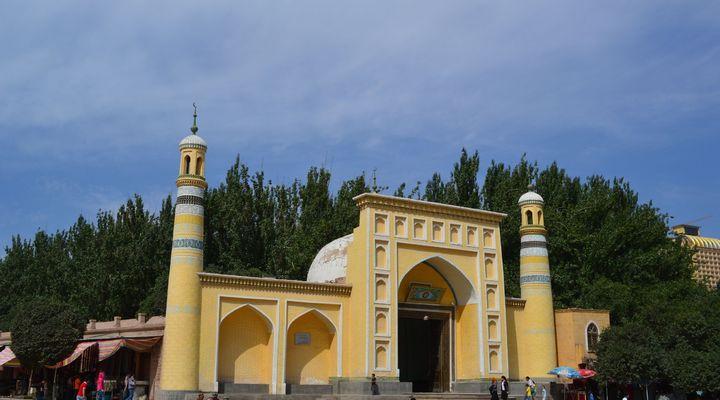 De Id Kah Mosque