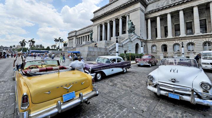 Cuba is een van de bestemmingen van Riksja Travel