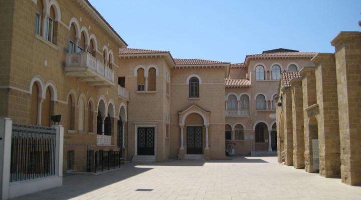 Nicosia, hoofdstad van Cyprus