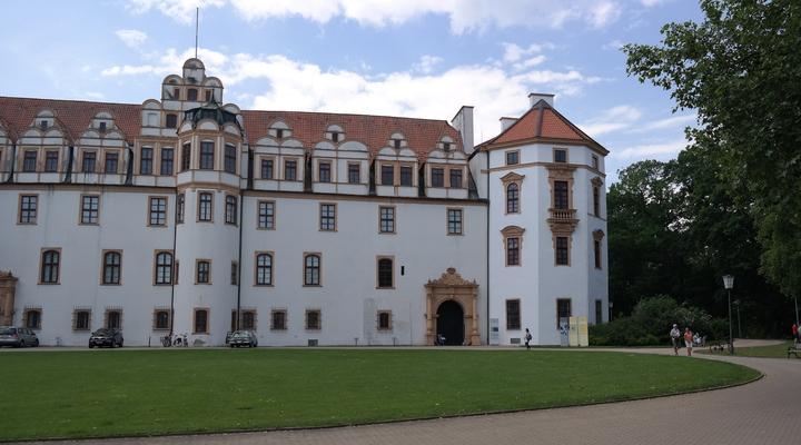 Celler Schloss met binnenin het Residenzmuseum