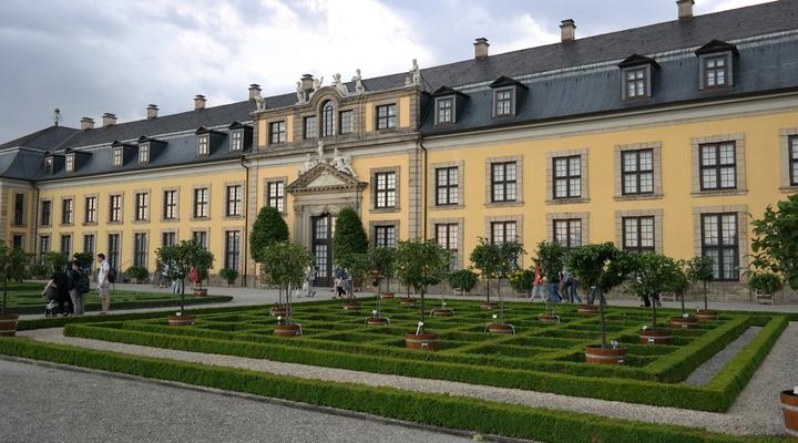 De Herrenhäuser Gärten