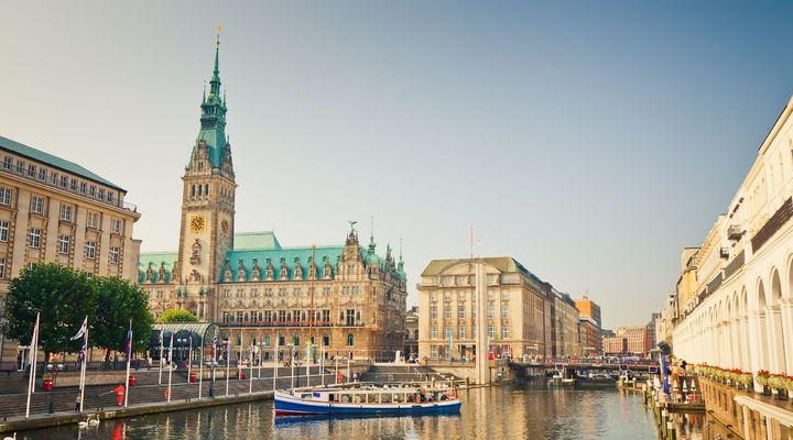 Hanzestad Hamburg