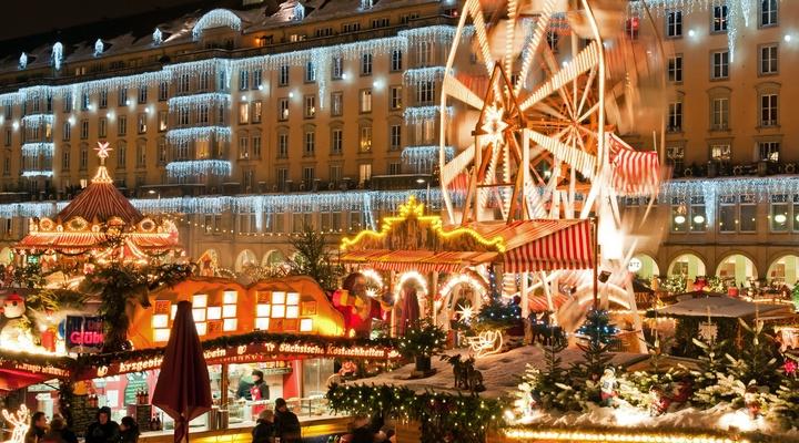 Bezoek mooie kerstmarkten met Bolderman