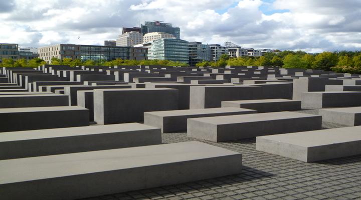 Holocaust-Denkmal in Postdam