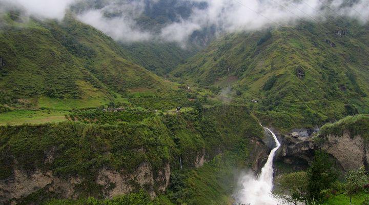 Ecuador, een bestemming van Koning Aap