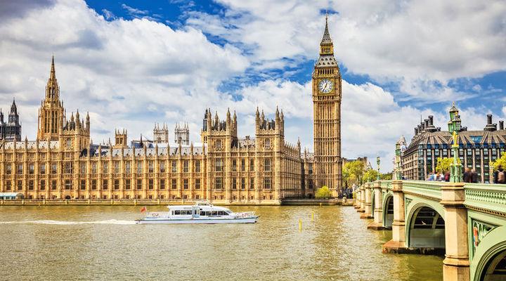 Londen is veilig