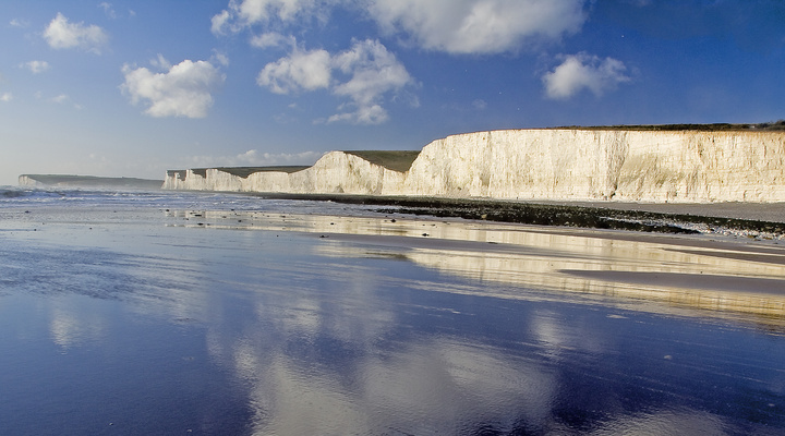 The Seven Sisters, Engeland
