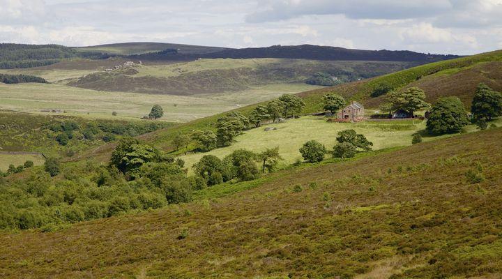 Het nieuwe park ligt bij het mooie Peak District