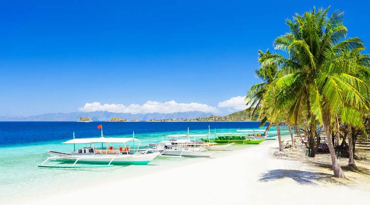 Boracay op de Filipijnen