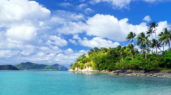 De natuur van de Filipijnen