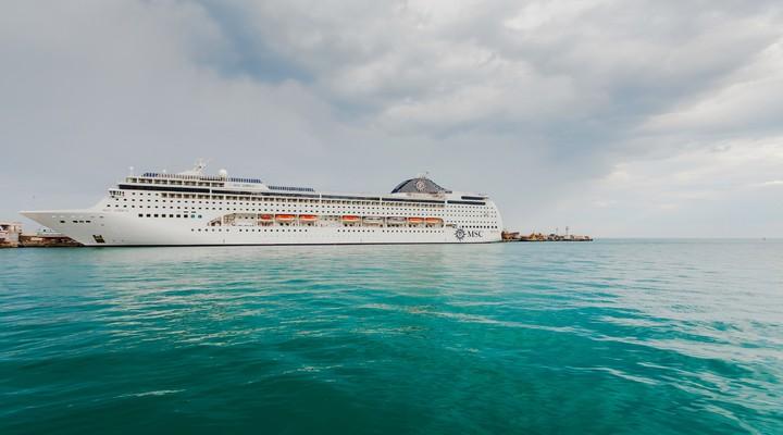MSC Lirica cruiseschip