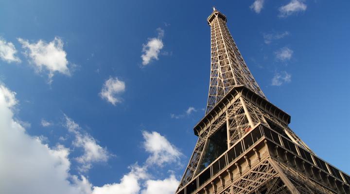 De Eifeltoren, Parijs