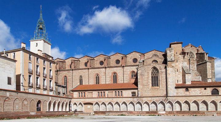 Perpignan Cathedral