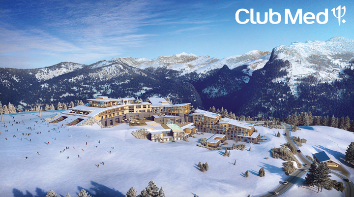 Club Med Samoëns Grand Massif