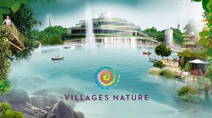 Het nieuwe vakantiepark Villages Nature Paris
