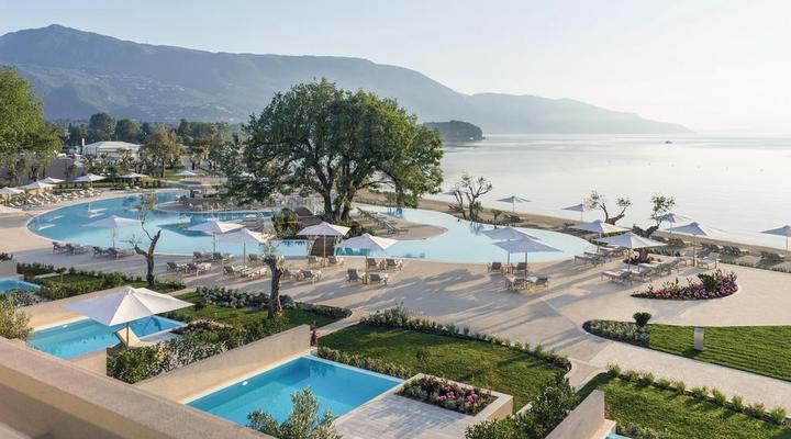 Ikos Dassia, een hotel dat Sunweb aanbiedt
