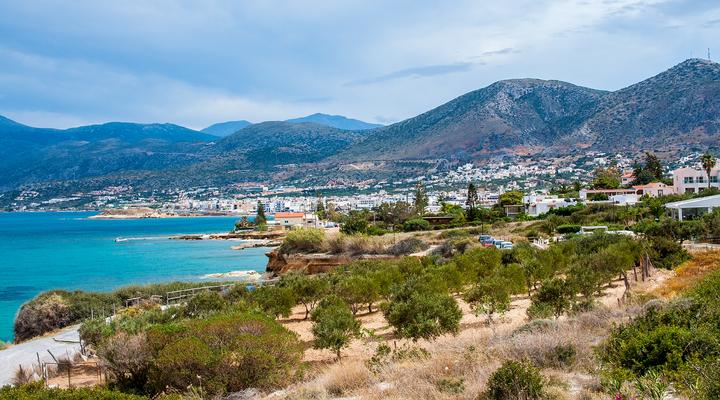 Chersonissos op Kreta