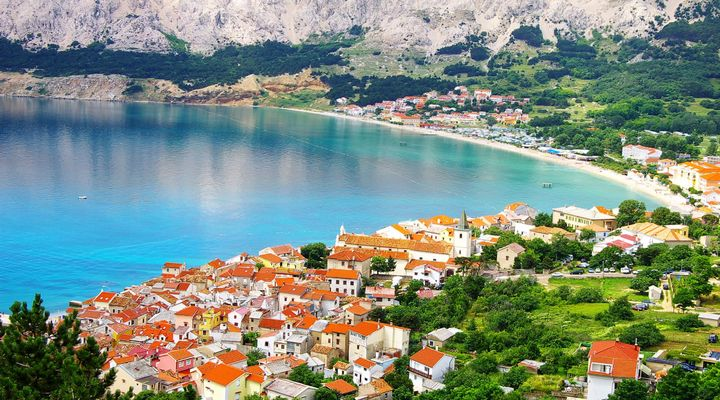 Eiland Krk, Griekenland