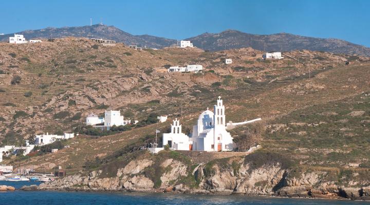 Eilandhoppen Griekenland is nieuw in het aanbod