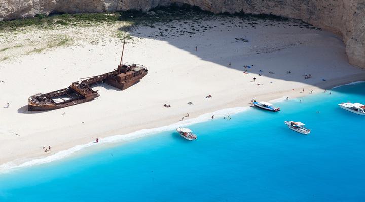 Navaggio Beach