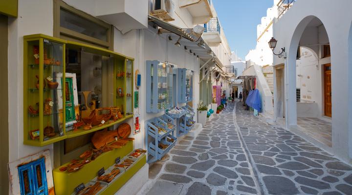 Het Griekse Paros