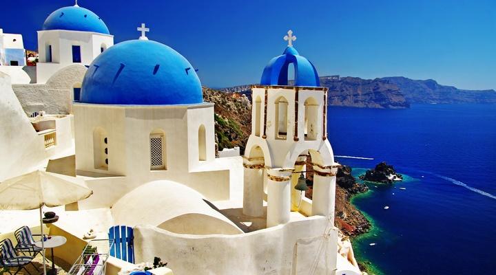 Bezoek Griekenland met Riksja Travel
