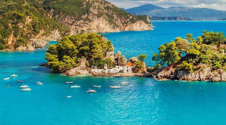 De Griekse bestemming Epirus