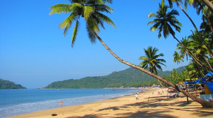 De stranden van Goa