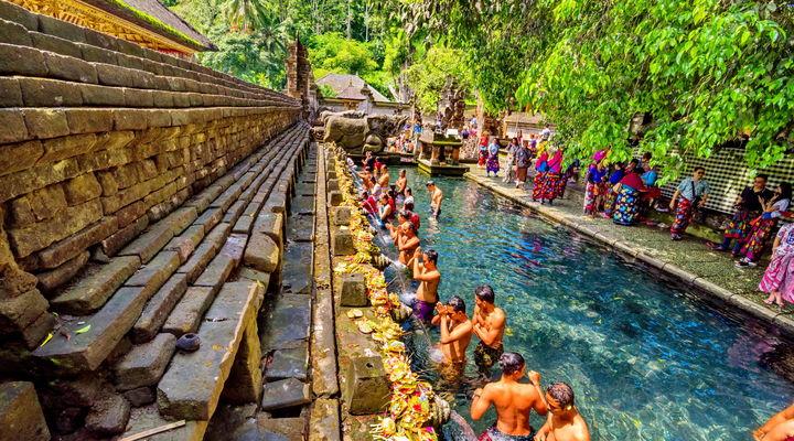 Tempel Tirta Empul