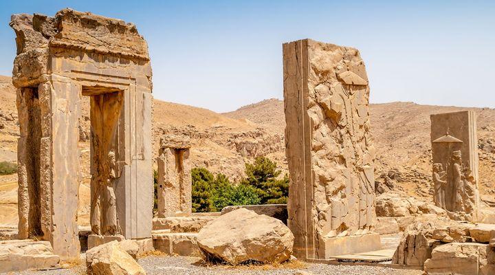 Ruïnes van Persepolis