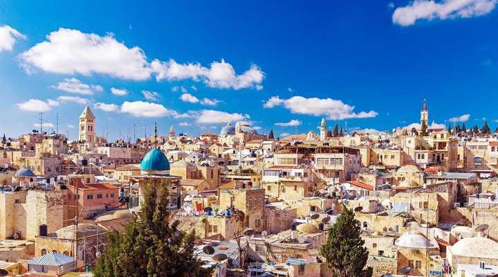 Jeruzalem - elfdaagse groepsrondreis Israël
