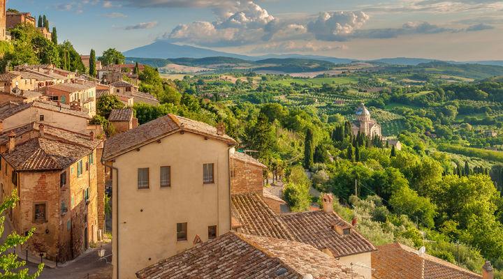 Het mooie Toscane