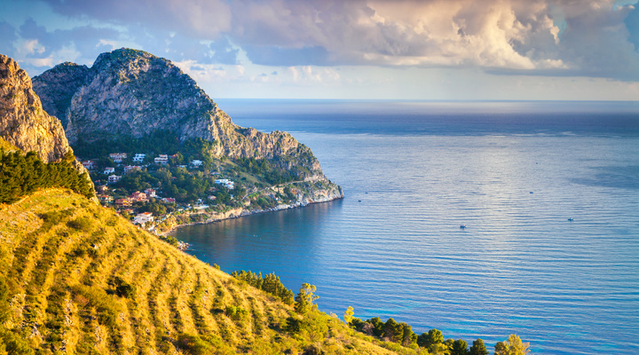 Het Italiaanse Sicilië