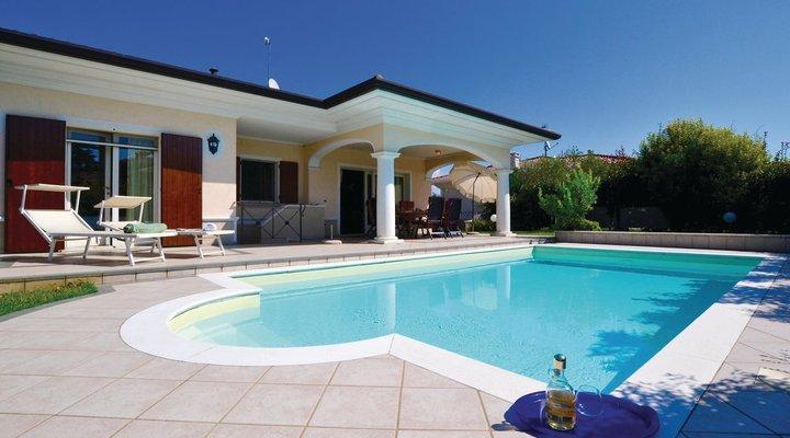 Vakantiehuis van NOVASOL aan het Gardameer