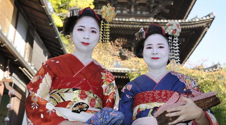 Japan is een van de nieuwe bestemmingen