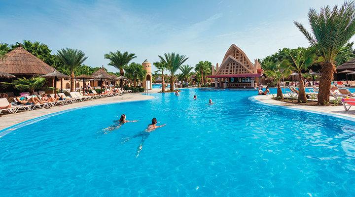 RIU hotel op Kaapverdië