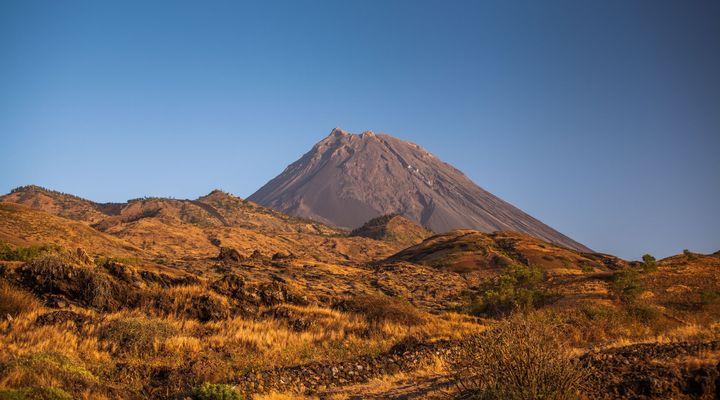 De Fogo vulkaan
