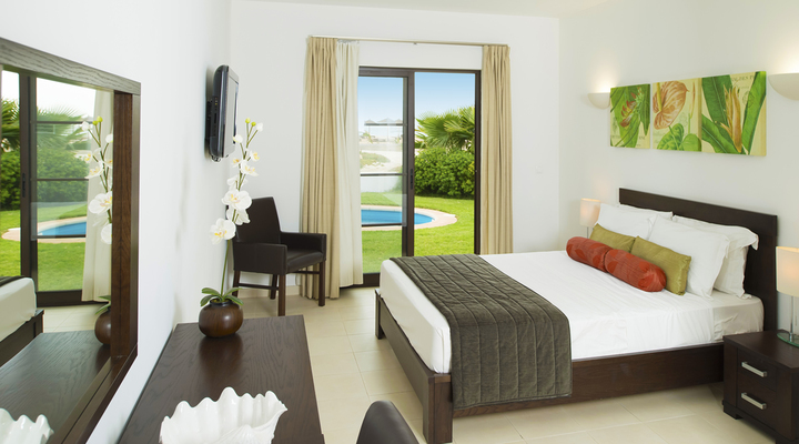 Melia tortuga beach resort spa reisbureau - Spa kamer ...