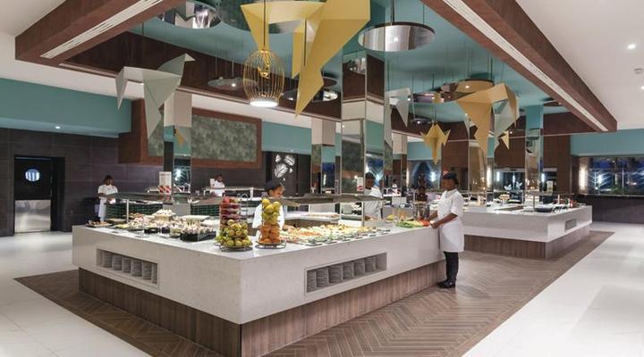 Stijlvol restaurant van het Palace hotel