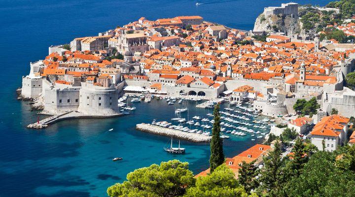 Kroatië is een van de bestemmingen